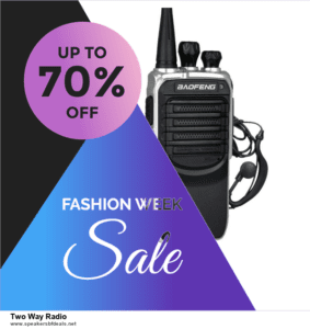 Top 5 After Christmas Deals Two Way Radio Deals [Grab Now]