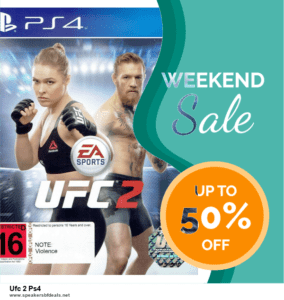 Top 5 After Christmas Deals Ufc 2 Ps4 Deals 2020 Buy Now