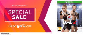 Grab 10 Best Black Friday and Cyber Monday Ufc 2 Xbox One Deals & Sales