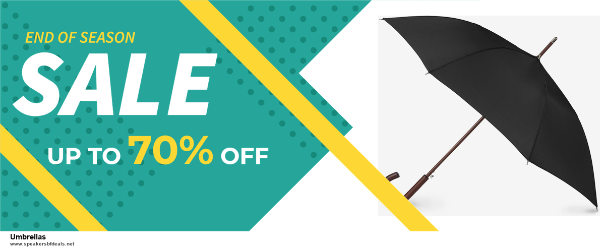 9 Best Black Friday and Cyber Monday Umbrellas Deals 2020 [Up to 40% OFF]