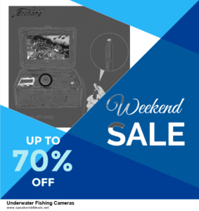Top 5 After Christmas Deals Underwater Fishing Cameras Deals [Grab Now]