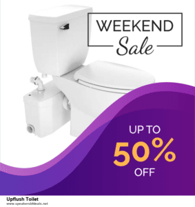 Top 5 After Christmas Deals Upflush Toilet Deals 2020 Buy Now