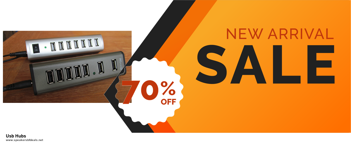 9 Best Black Friday and Cyber Monday Usb Hubs Deals 2020 [Up to 40% OFF]