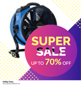 Top 10 Utility Fans Black Friday 2020 and Cyber Monday Deals