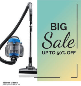 List of 6 Vacuum Cleaner Black Friday 2020 and Cyber MondayDeals [Extra 50% Discount]