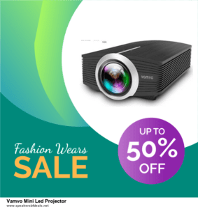 10 Best Vamvo Mini Led Projector Black Friday 2020 and Cyber Monday Deals Discount Coupons