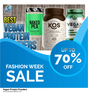 6 Best Vegan Protein Powders After Christmas Deals | Huge Discount