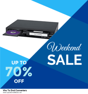 Top 5 After Christmas Deals Vhs To Dvd Converters Deals [Grab Now]