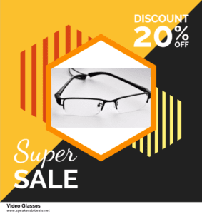 List of 6 Video Glasses After Christmas DealsDeals [Extra 50% Discount]