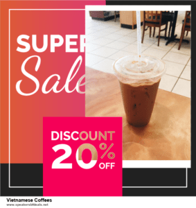 6 Best Vietnamese Coffees Black Friday 2020 and Cyber Monday Deals | Huge Discount