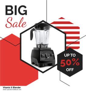10 Best After Christmas Deals  Vitamix S Blender Deals | 40% OFF