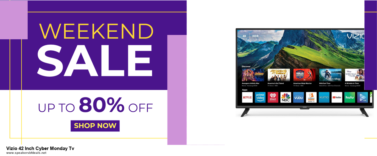 13 Exclusive Black Friday and Cyber Monday Vizio 42 Inch Cyber Monday Tv Deals 2020