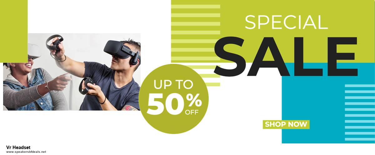 Grab 10 Best Black Friday and Cyber Monday Vr Headset Deals & Sales