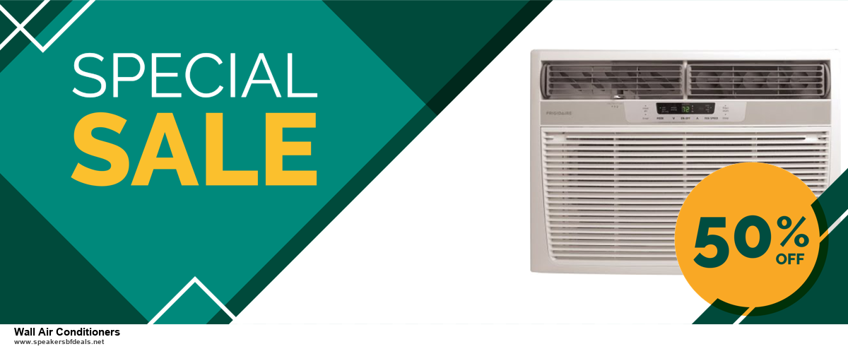 10 Best Black Friday 2020 and Cyber Monday Wall Air Conditioners Deals | 40% OFF