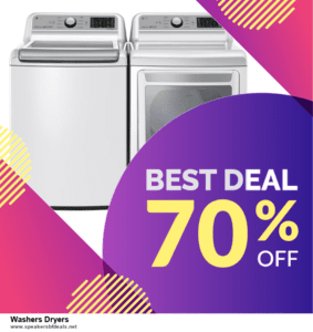 Top 5 After Christmas Deals Washers Dryers Deals [Grab Now]