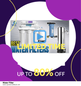 Top 5 After Christmas Deals Water Filter Deals [Grab Now]
