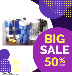 Top 5 Black Friday 2020 and Cyber Monday Water Filter Deals [Grab Now]
