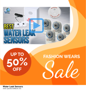 9 Best After Christmas Deals Water Leak Sensors Deals 2020 [Up to 40% OFF]