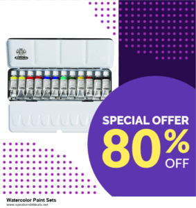 Grab 10 Best After Christmas Deals Watercolor Paint Sets Deals & Sales