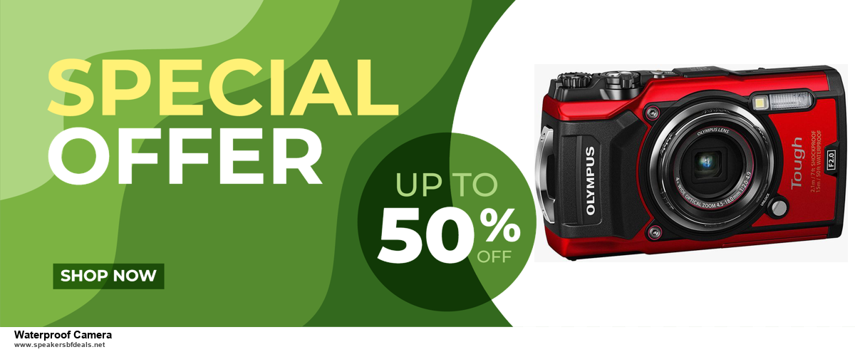 Top 5 Black Friday 2020 and Cyber Monday Waterproof Camera Deals [Grab Now]