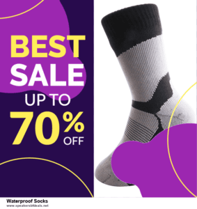7 Best Waterproof Socks After Christmas Deals [Up to 30% Discount]