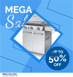 7 Best Weber Gas Grills After Christmas Deals [Up to 30% Discount]