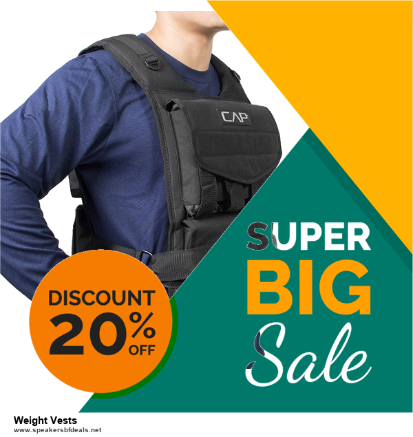 9 Best Weight Vests Black Friday 2020 and Cyber Monday Deals Sales