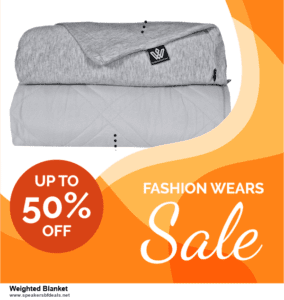 5 Best Weighted Blanket After Christmas Deals & Sales