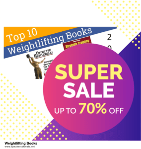 9 Best After Christmas Deals Weightlifting Books Deals 2020 [Up to 40% OFF]