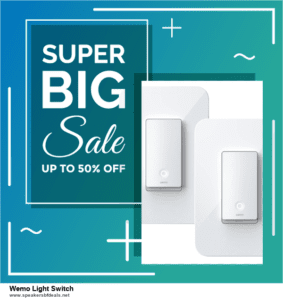 9 Best After Christmas Deals Wemo Light Switch Deals 2020 [Up to 40% OFF]