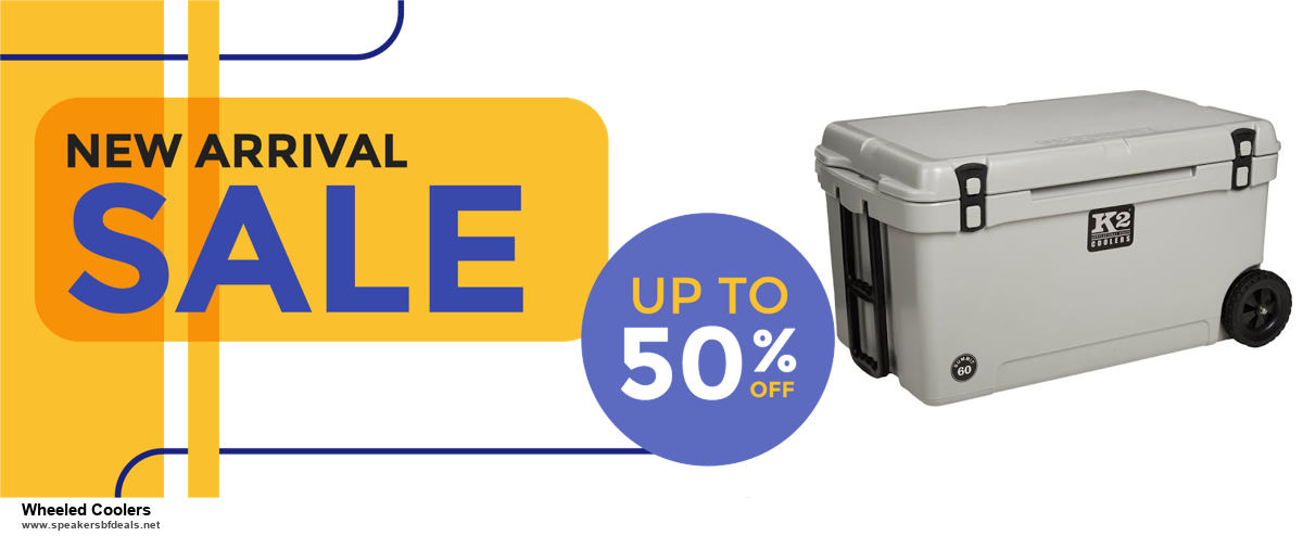 Grab 10 Best Black Friday and Cyber Monday Wheeled Coolers Deals & Sales