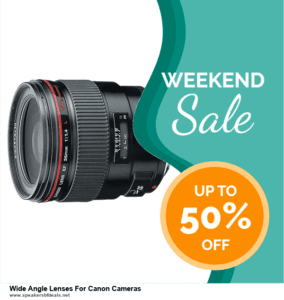 13 Best After Christmas Deals 2020 Wide Angle Lenses For Canon Cameras Deals [Up to 50% OFF]
