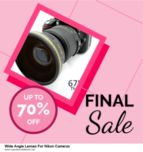 13 Best After Christmas Deals 2020 Wide Angle Lenses For Nikon Cameras Deals [Up to 50% OFF]
