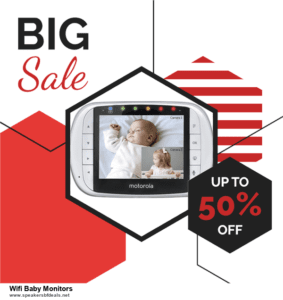 Top 10 Wifi Baby Monitors Black Friday 2020 and Cyber Monday Deals