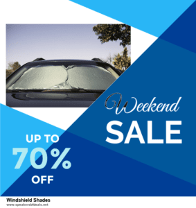 Top 10 Windshield Shades After Christmas Deals