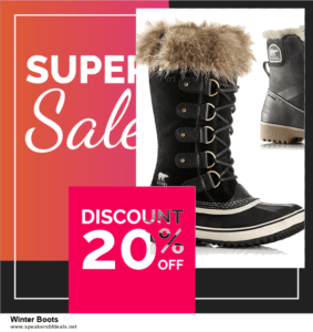 10 Best Winter Boots After Christmas Deals Discount Coupons