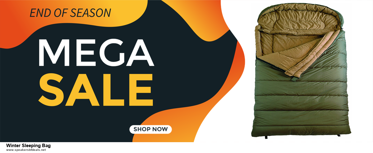 Top 5 Black Friday and Cyber Monday Winter Sleeping Bag Deals 2020 Buy Now