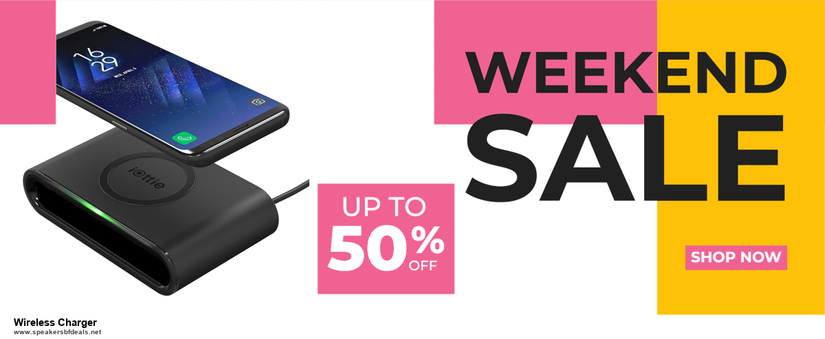 Top 5 Black Friday and Cyber Monday Wireless Charger Deals 2020 Buy Now