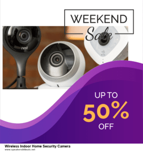 9 Best Wireless Indoor Home Security Camera Black Friday 2020 and Cyber Monday Deals Sales