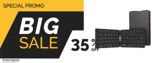 10 Best Wireless Keyboard Black Friday 2020 and Cyber Monday Deals Discount Coupons
