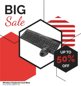 13 Best After Christmas Deals 2020 Wireless Keyboard And Mice Deals [Up to 50% OFF]