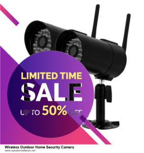6 Best Wireless Outdoor Home Security Camera Black Friday 2020 and Cyber Monday Deals | Huge Discount