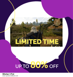 13 Best After Christmas Deals 2020 Witcher 3 Ps4 Deals [Up to 50% OFF]