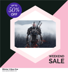 10 Best Black Friday 2020 and Cyber Monday  Witcher 3 Xbox One Deals | 40% OFF