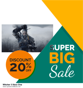 10 Best After Christmas Deals  Witcher 3 Xbox One Deals | 40% OFF