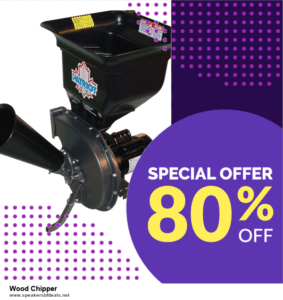 6 Best Wood Chipper Black Friday 2020 and Cyber Monday Deals | Huge Discount
