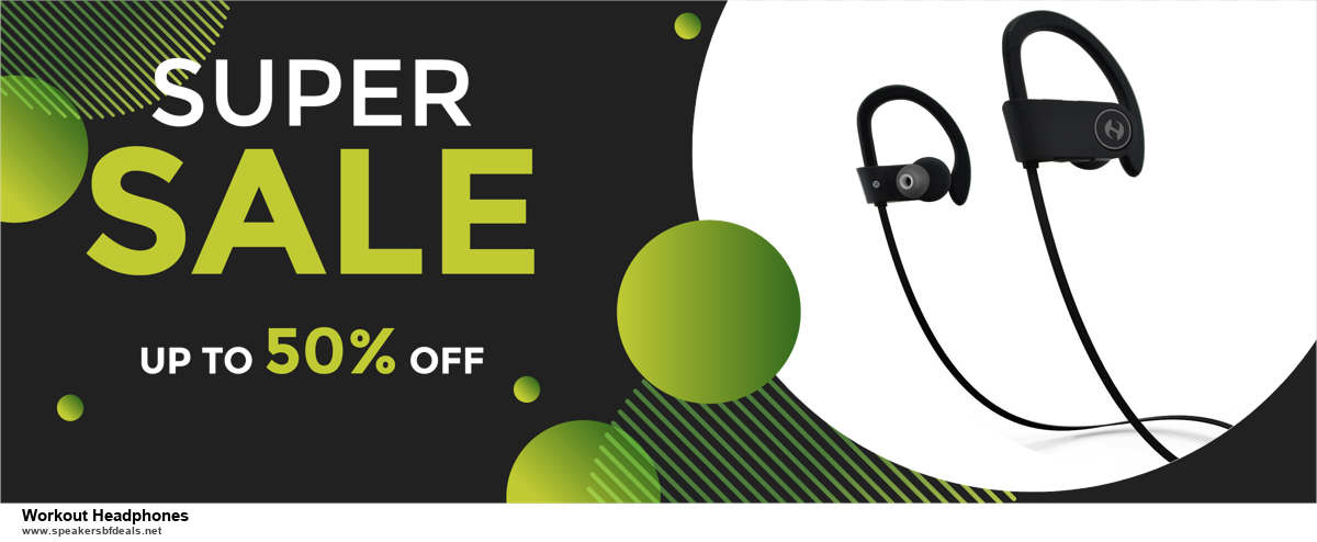 13 Exclusive Black Friday and Cyber Monday Workout Headphones Deals 2020