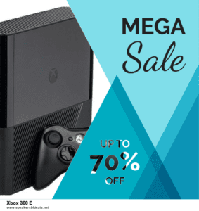 Top 5 Black Friday and Cyber Monday Xbox 360 E Deals 2020 Buy Now