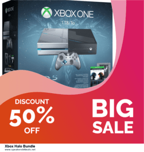List of 6 Xbox Halo Bundle Black Friday 2020 and Cyber MondayDeals [Extra 50% Discount]