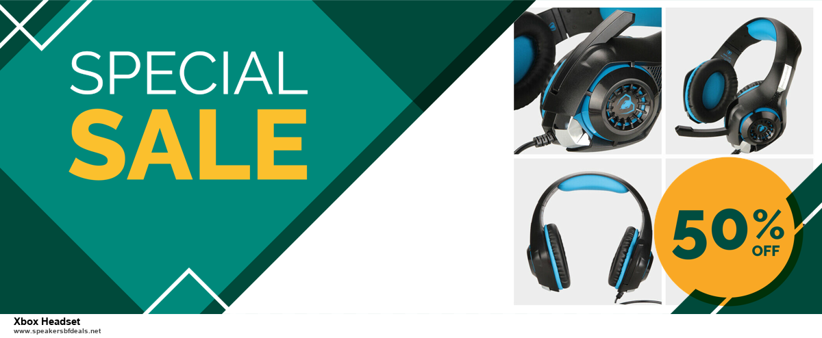 6 Best Xbox Headset Black Friday 2020 and Cyber Monday Deals | Huge Discount